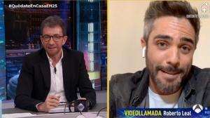 Pablo Motos, otra vez, criticando el acento andaluz, en esta ocasión con Roberto Leal.