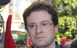 Manuel Morales, coordinador provincial de IU.