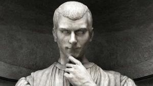 Nicolás Maquiavelo.