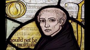 Guillermo de Occam (1290-1349).