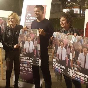 Candidatos de Unidas Podemos por Granada.
