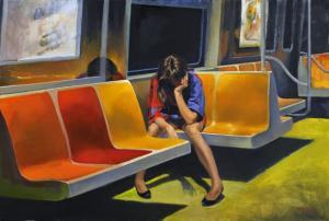 'Q Train', de Nigel Van Wieck.