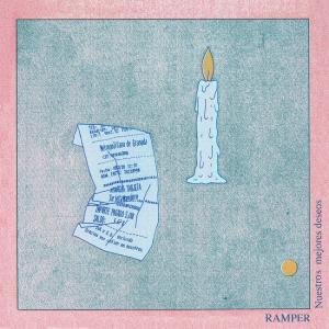 Portada de 'Nuestros mejores deseos', primer álbum de Ramper.