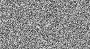 Vector del ruido del pixel.