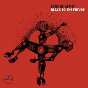 Portada de 'Black to the Future', de Sons of Kemet.