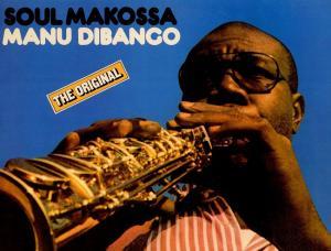 Portada del magistral disco de Manu Dibango, 'Soul Makossa'.