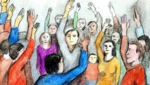 Hacia una democracia más participativa.