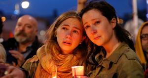 Vigilia por las víctimas de la matanza en Orlando.