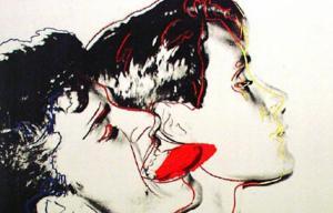 Querelle, 1982, de Andy Warhol.