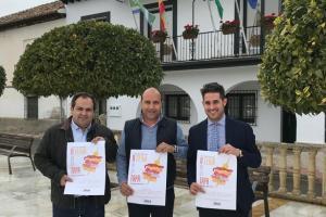 Presentación de la Feria de la Tapa 'Suspiro del Moro'.