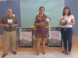 Presentación de la guía de la Sierra de Huétor.