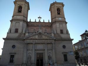 Iglesia de la Encarnación de Santa Fe.