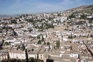 El Albaicín, un ejemplo de abandono de una potencia de la capital.