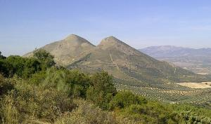 Vista de Sierra Elvira.