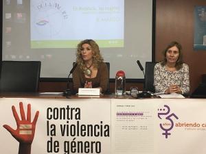 Ana Belén Palomares.