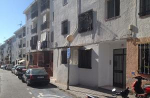 Una de las calles de Huerta Carrasco donde se va a intervenir.