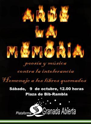 Cartel diseñado por José Vigueras.