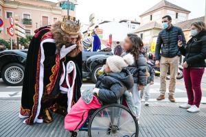 Los Reyes Magos, en Armilla.