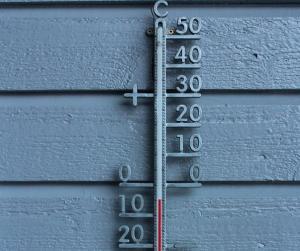 Las mínimas bajarán varios grados de cero.