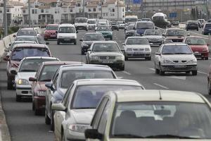 Cada día se registran más de medio millón de desplazamientos en vehículo privado en el Cinturón.