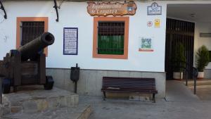 Ayuntamiento de Lanjarón.