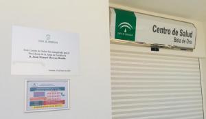 El nuevo centro de Salud de Bola de Oro.