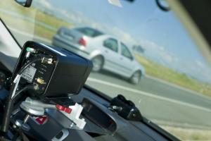 Control de velocidad de Tráfico.