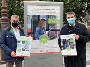 """Presentación de la campaña 'Granada Green""""."""