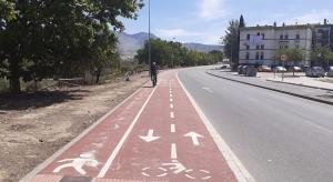 El tramo se inauguró hace una década.