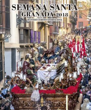 Cartel de la Semana Santa de 2018.