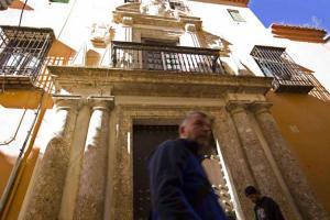 La Casa Ágreda, objeto de una polémica cesión, cuya causa se ha cerrado.