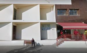 Centro cívico del Zaidín.