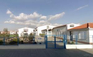 Colegio de Infantil y Primaria Pilar Izquierdo, en Híjar.
