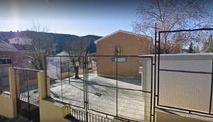 Colegio Virgen de Fátima, en la capital.