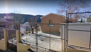 En el colegio Virgen de Fátima se han eliminado dos aulas prefabricadas.