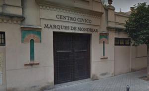 Centro cívico Marqués de Mondéjar.