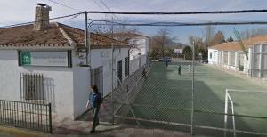Colegio San Isidro Labrador, en El Chaparral.