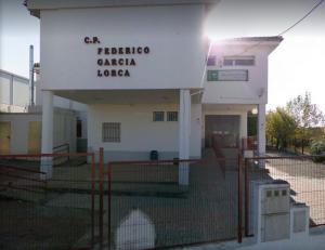 Colegio García Lorca, en Dílar.