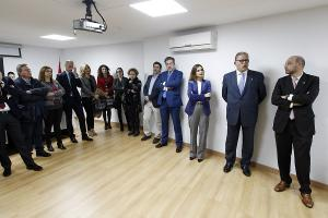 Inauguración de la nueva sede de Motril.