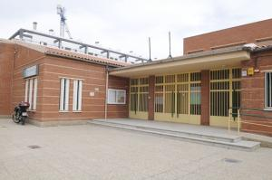 Colegio Nazaríes, en Armilla.