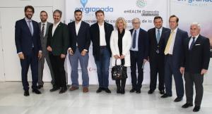 Galardonados con los premios Comunicación en Salud.