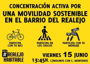 Cartel de la convocatoria.