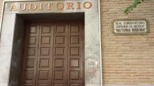Conservatorio Victoria Eugenia de la capital.