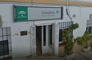 Consultorio médico de Vélez de Benaudalla.