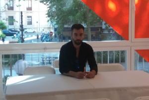 José Antonio Rosales, portavoz de Ciudadanos, partido que ha presentado la propuesta.