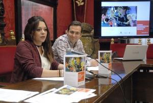 Presentación de los cursos de Granada Educa.