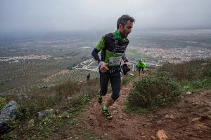 Los corredores subirán a los tres montes de Sierra Elvira.