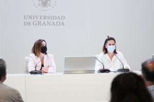"""Presentación del proyecto """"Muévete por la UGR""""."""