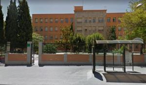 Sede de la Delegación de Salud y Familias en Granada.