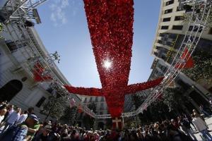 Imagen de archivo del Día de la Cruz.